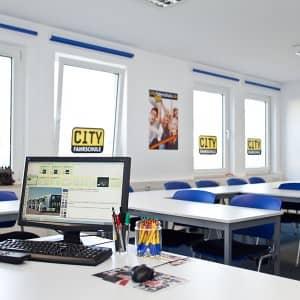 Seminarraum der Cityfahrschule