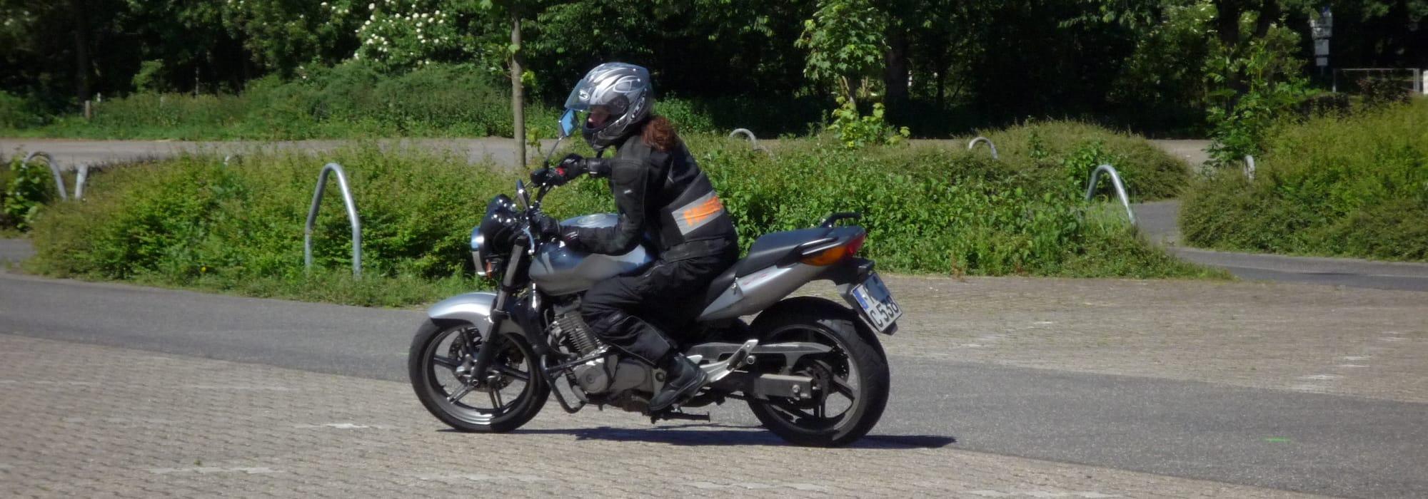 City Fahrschule - Motorrad-Führerschein B196 - Header